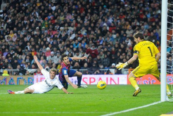 El catalán resultó fundamental para los 'blaugranas' en el 'Derby' contr...