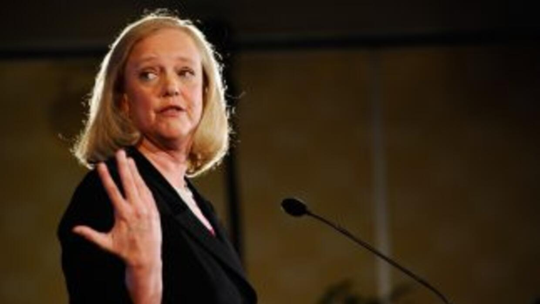 La millonaria Meg Whitman es candidata a gobernadora en California.