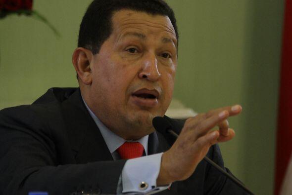 Venezuela. El gobierno de Hugo Chávez es cuestionado por perseguir a las...