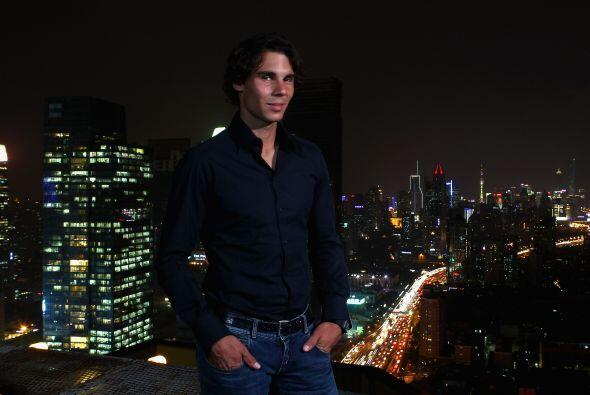 Rafael Nadal es uno de los tenistas más respetados en el mundo y con est...