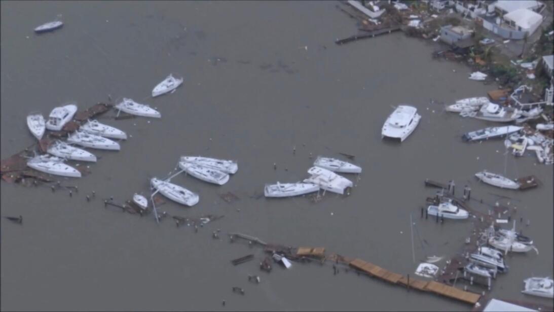 El paso destructivo de Irma por la isla de San Martín (FOTOS) martin1.JPG