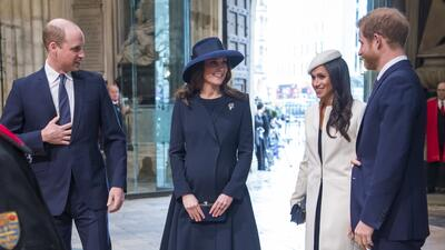 Ahora sí que Kate Middleton y Meghan Markle no tienen nada que envidiarle a Kim Kardashian