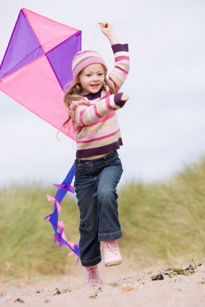 ¡Pon a volar un cometa! Los vientos de otoño son ideales para llevar a t...