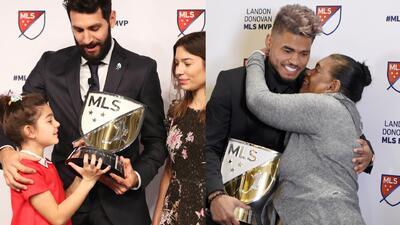 """Josef Martínez y Diego Valeri, al frente de la final """"Más Valiosa"""" en la historia de la MLS"""