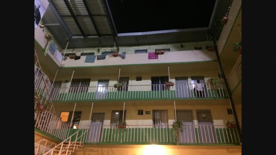 Esta es la 'Casa del Migrante', una organización humanitaria de Tijuana...