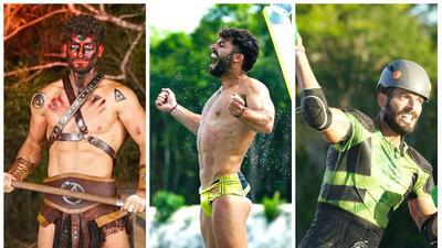 Frustración, pasión y sudor: estos fueron los mejores momentos de Adrián Di Monte en Reto 4 Elementos