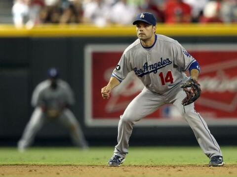 10. Jamey Carroll. Dodgers de Los Ángeles. Tal vez no sea una ame...