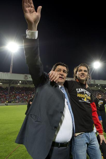 Luis Fernando Tena, debe ya ser considerado uno de los mejores técnicos...