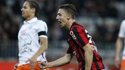 El Niza se restablece en la Ligue 1 con triunfo sobre el Montpellier