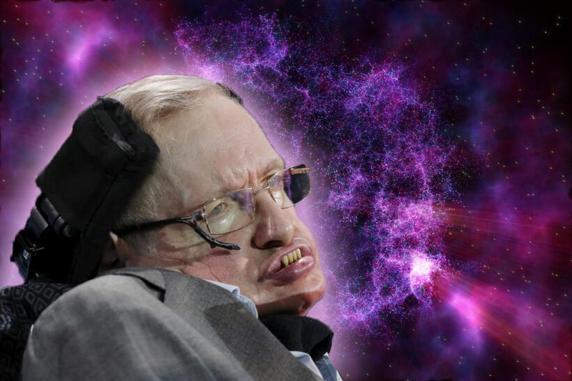 Stepehn Hawking