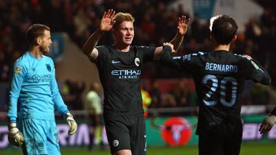 Bristol vs Manchester City