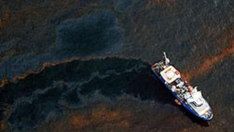 """Gobierno de EU declaró """"desastre"""" nacional en el Golfo de México por der..."""