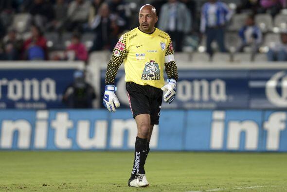 Oscar Pérez fue de los pocos jugadores de los Tuzos a los que no hay que...