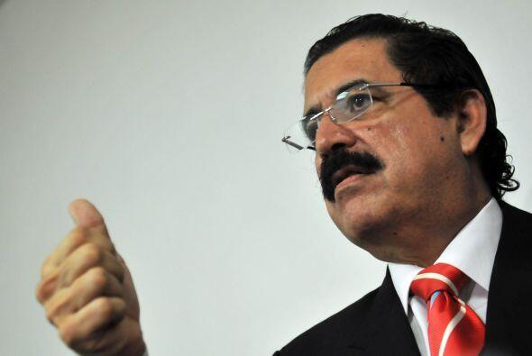 Zelaya argumentó que para que la resolución de la Corte de Apelaciones q...