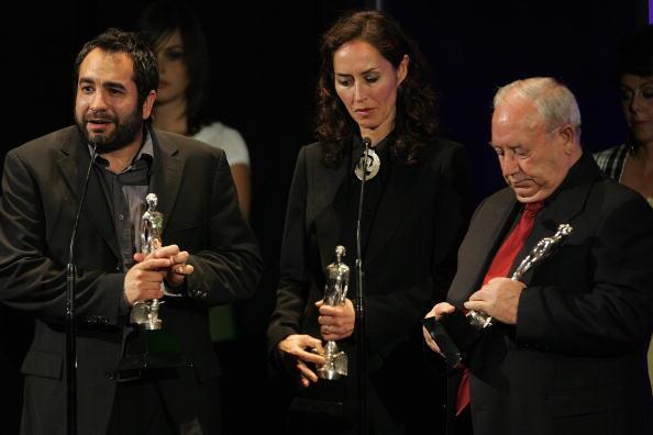 Con sabor mexicano, la edición 90 de los premios Oscar GettyImages-73647...