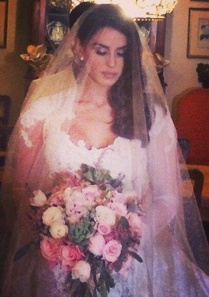 ¡Felicidades! Una novia hermosa que se merece un futuro extraordin...