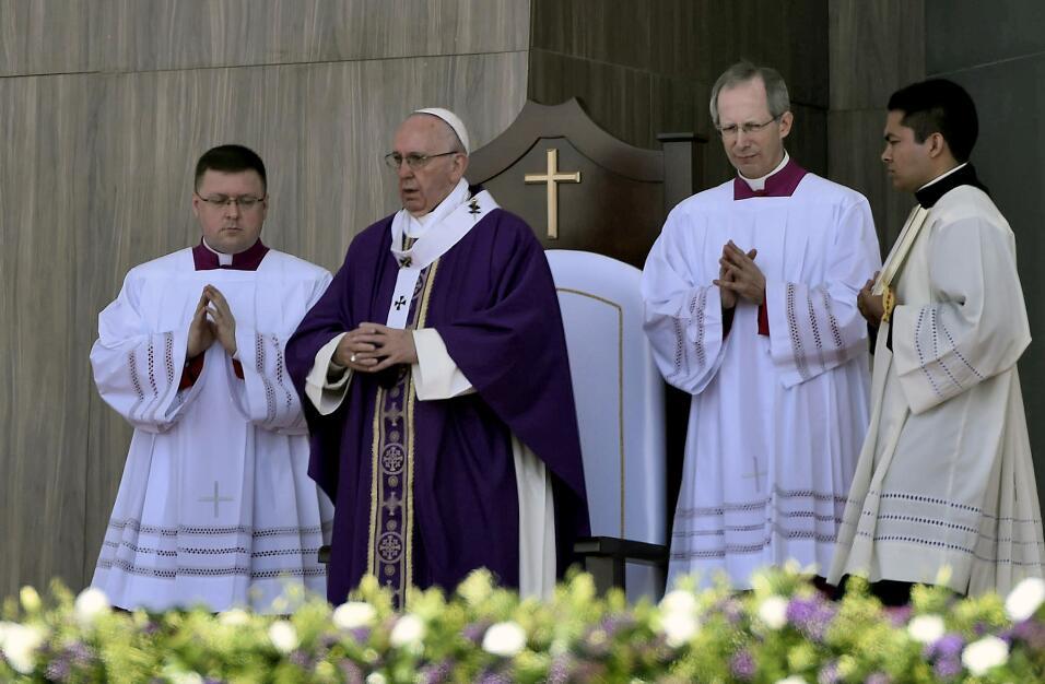 Papa Francisco Ecatepec Galavisión