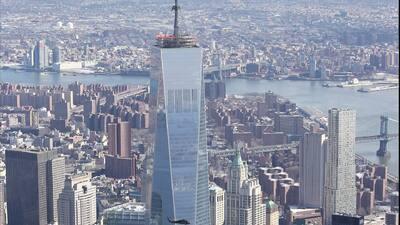 Adolescente burla seguridad en el WTC1 de Nueva York