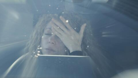 Shakira no pudo ocultar el agobio que le ha producido la cancelaci&oacut...