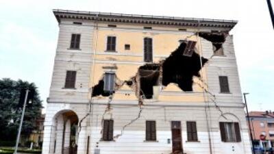 """La región del nordeste de Italia sufrió """"notables daños al patrimonio cu..."""