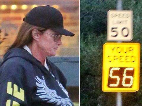 Pero tal parece que Bruce Jenner no aprende...