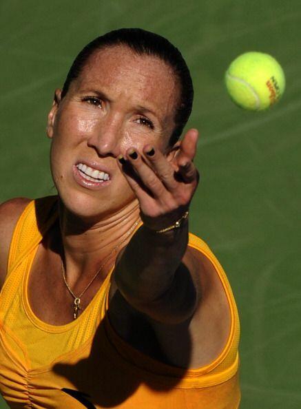 La serbia Jelena Jankovic quiere volver al Top Ten por lo que se puso la...