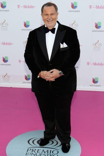 Raúl de Molina también fue uno de los más 'fashion' y elegantes de la no...