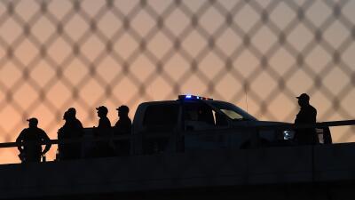Patrulla fronteriza en El Paso