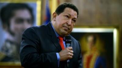 La salud de Hugo Chávez tiene en vilo a Venezuela.