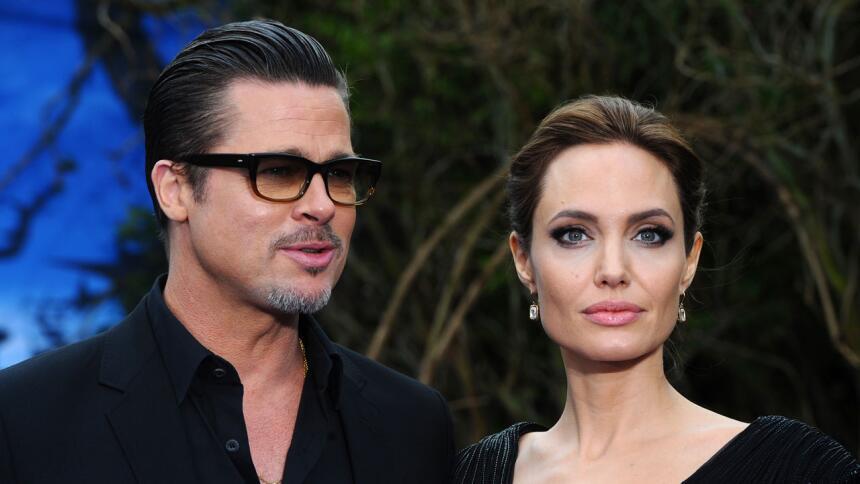 Brad y Angelina