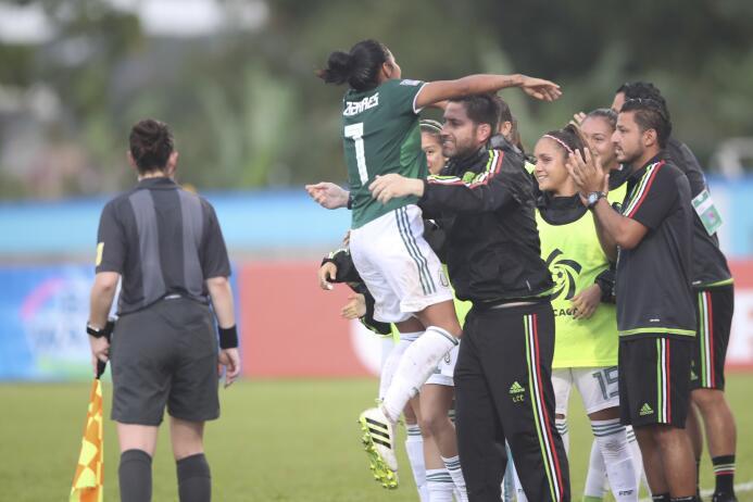 México campeón del Premundial femenil Sub 20