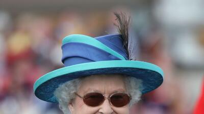 Desaparece la foto de Meghan Markle del salón de audiencias de la reina Isabel II