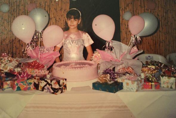 Y los pasteles, ¡le encantaban! Muy pronto ella tendrá que organizar las...