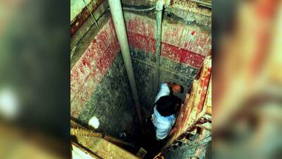 """Narcotúnel atribuido a operaciones de """"El Chapo"""". Tijuana, 1993."""