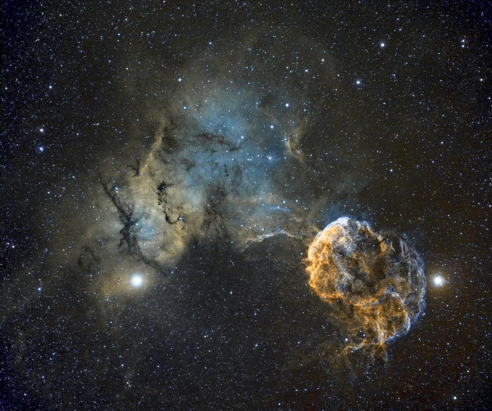 Fotografías astronómicas para disfrutar de las maravillas del espacio Sh...