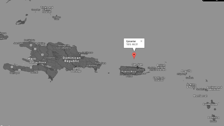 La Red Sísmica de Puerto Rico