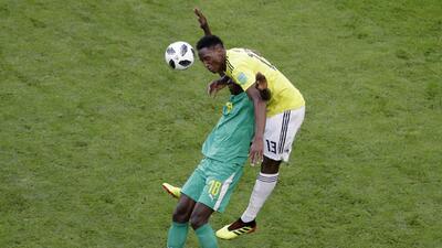 Yerry Mina: de no jugar en el Barcelona a ser el goleador y clasificar a Colombia en el Mundial