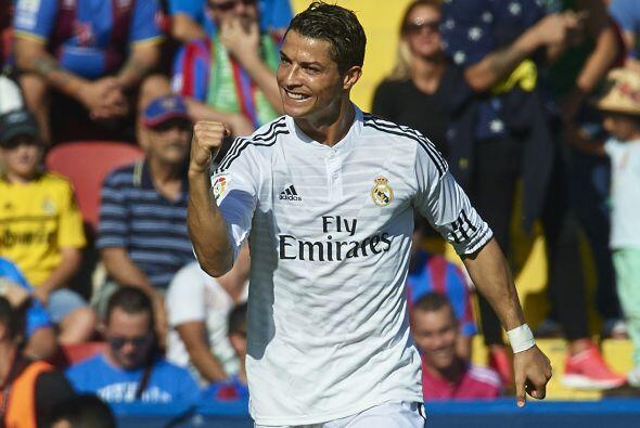 Ronaldo ha tenido un gran rendimiento tras el pobre Mundial que tuvo con...