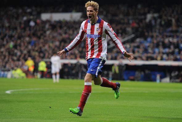 Dio inicio el encuentro y muy rápido Fernando Torres se encargó de apaga...