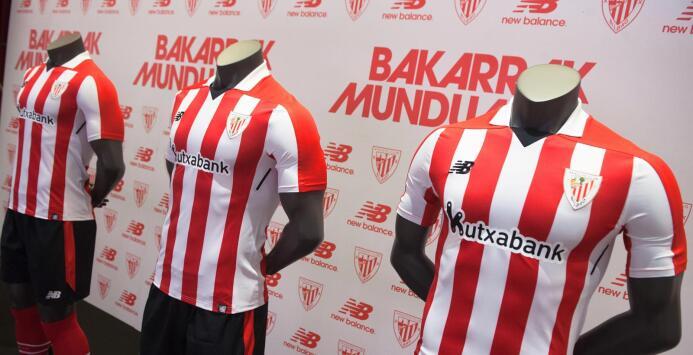 18. Athletic de Bilbao (España)