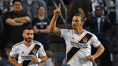 """Zlatan y LA Galaxy se juegan la clasificación a Playoffs en Minnesota: """"Jugaré y los haré disfrutar"""""""