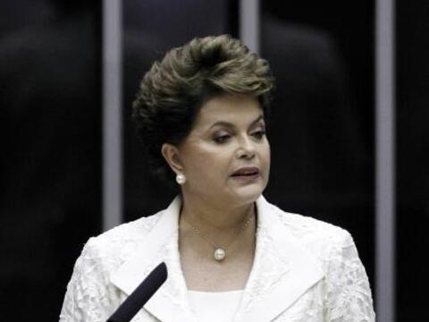 Dilma Rousseff, una economista que militó en un movimiento guerri...