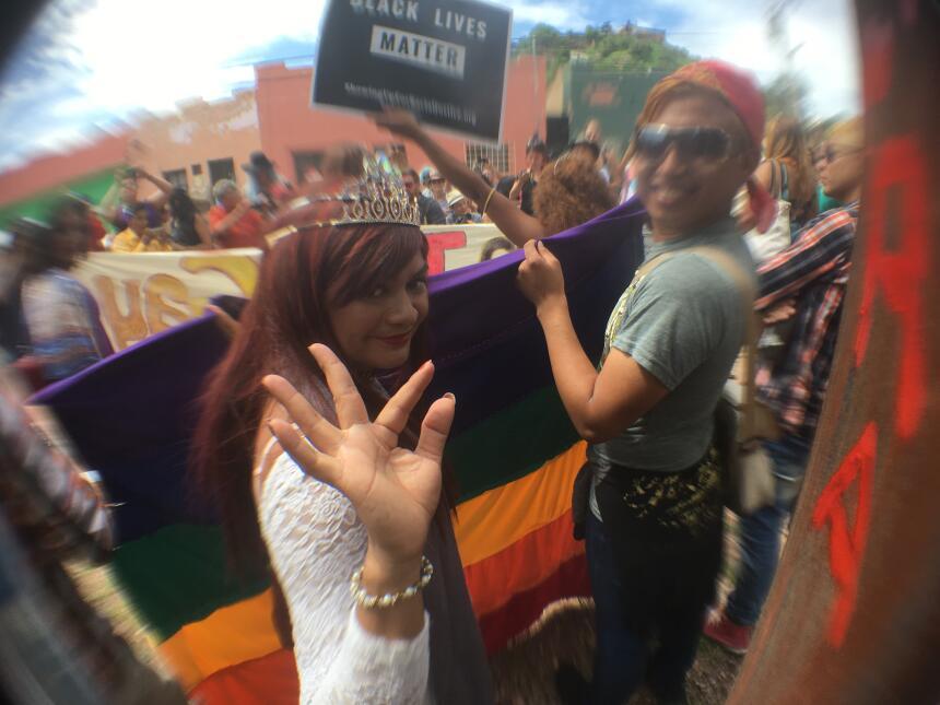 Un grupo de transgéneros denuncian ser víctimas de abuso en sus países.