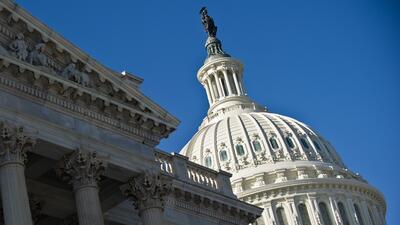El Congreso vuelve a sesionar este martes en la capital estadounidense.