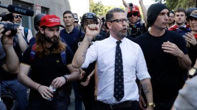 Se hicieron famosos golpeando a opositores de Trump: estos son los 'Proud Boys'