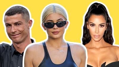 Los 10 famosos que más ganan por publicar en Instagram