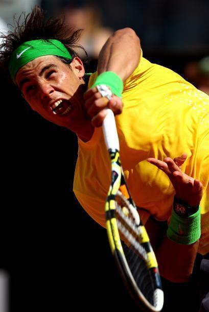 Fue el ganador del Roland Garros al vencer al suizo Roger Federer. Estuv...