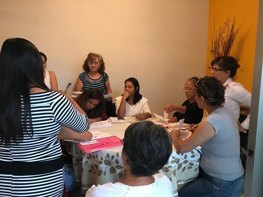 """El Colectivo """"El Solecito"""", de Veracruz, se unió para exigir a las autor..."""