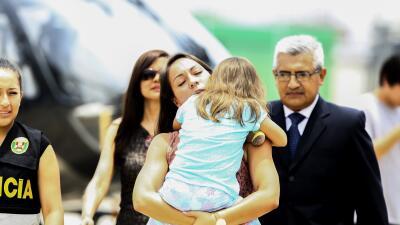 Unos padres enfrentados llevan la lucha por la custodia de su hija hasta el límite