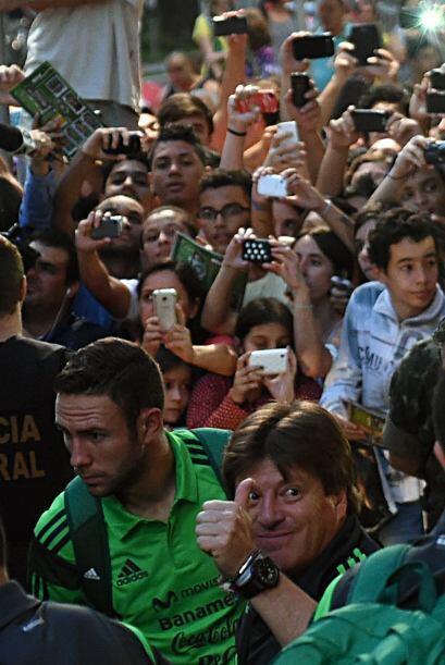 El 'Piojo' es el hombre del Mundial, no sólo de la selección mexicna, to...
